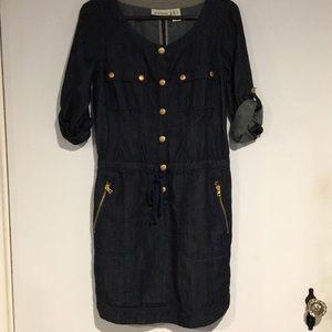 DKNY Jean dress Sz Small